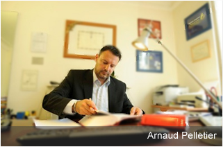 Arnaud Pelletier Détective